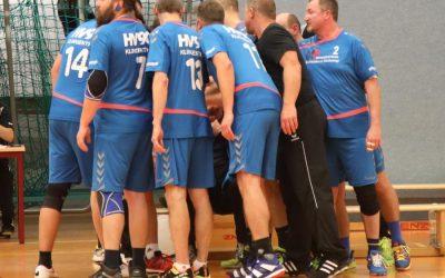 Niederlage im Pokal gegen ZHC Grubenlampe