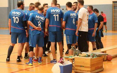 Männer gewinnen Heimspiel gegen Oelsnitz II