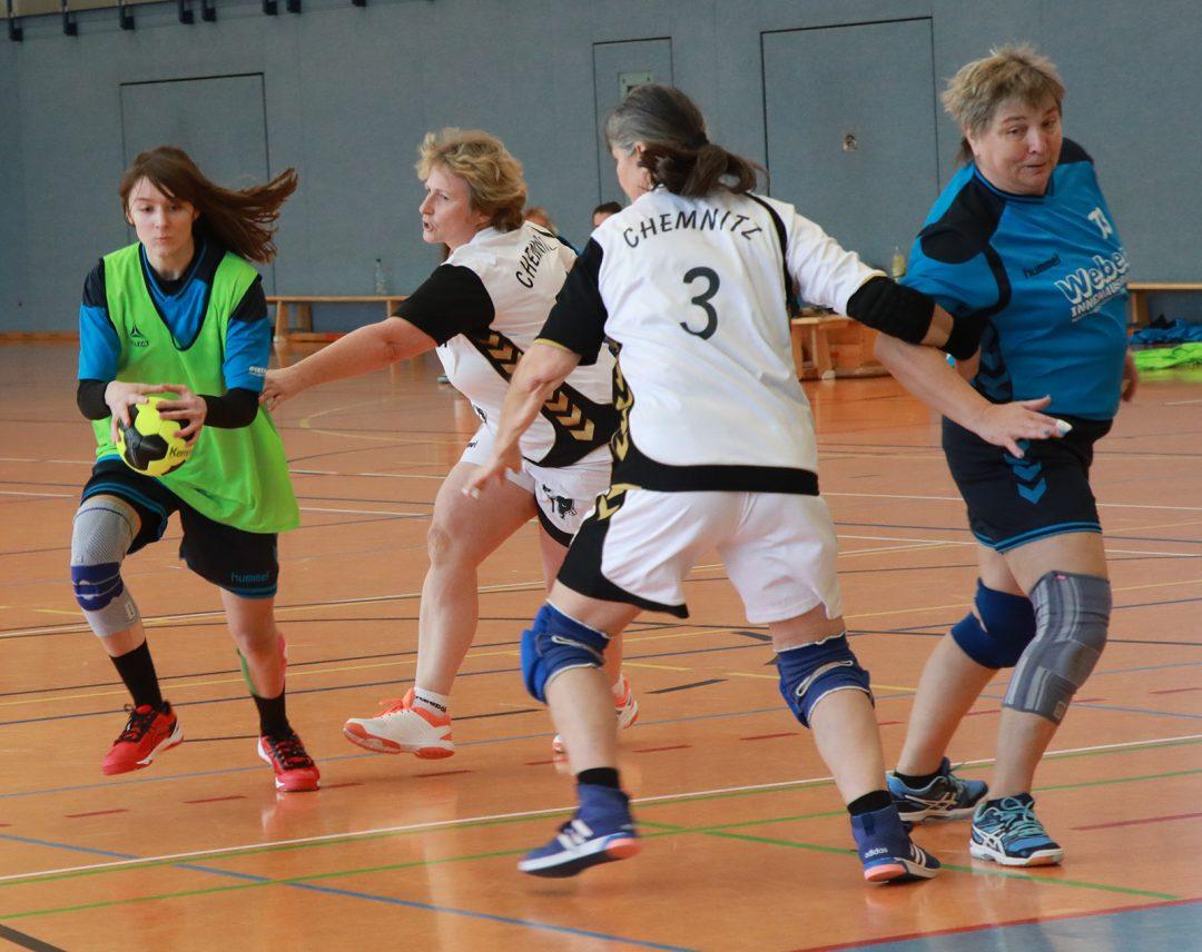 Turnier Frauen Klingenthal