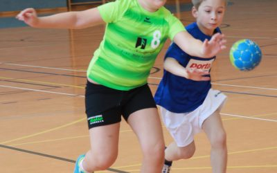 D-Jugend verbucht Sieg gegen SG Chemnitzer HC