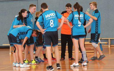 B-Jugend spielt gutes Turnier zum Saisonfinale
