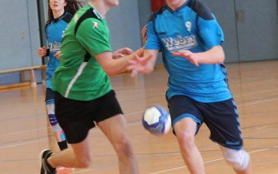 B-Jugend kann 2 Spiele gewinnen