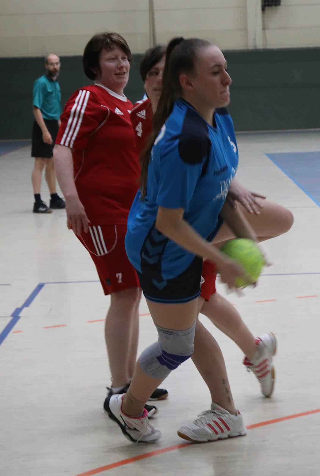 Turnier Frauen Chemnitz