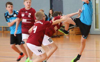 D-Jugend verliert Spitzenspiel in eigener Halle