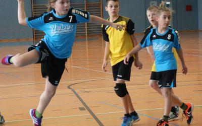 D-Jugend gewinnt 1. Spiel