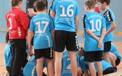D-Jugend erkämpft 2. Sieg